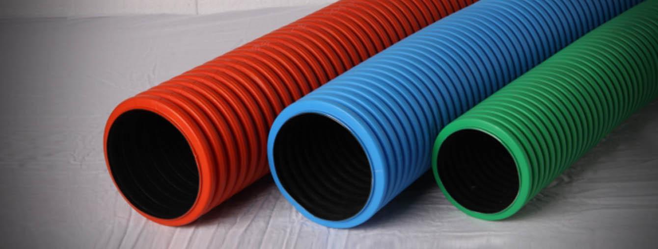 Corrugated Plastic Drainage Pipe Fittings