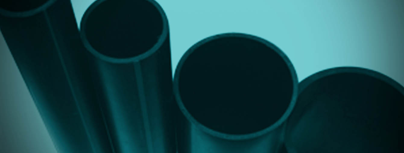 Crosslinked-C High Temperature HDPE Pipe up to 95°C in coils 90 mm or bars