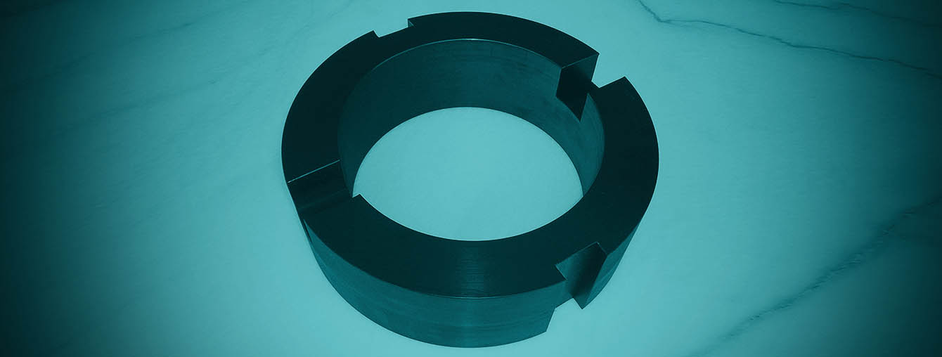 Machined Fittings parts HDPE