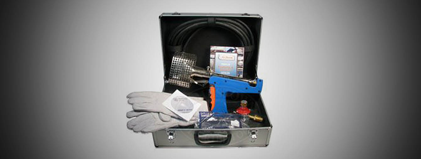 HDPE Heat shrink tools accessories