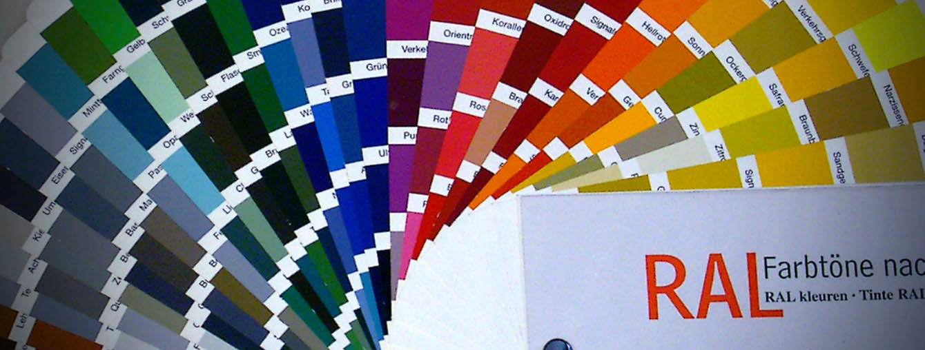 Ral Color Chart - Pestec Germany