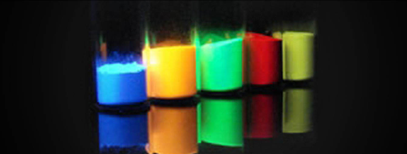 Luminescent Colors for HDPE pipes - polyethylene